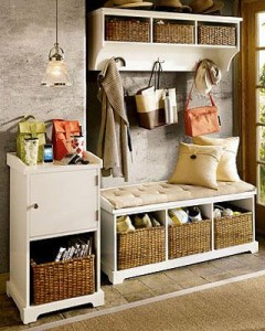 Effective Storage Means Less Mess to Clean