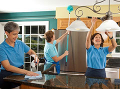 2. House Cleaning Service