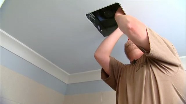 Charming Installing Bathroom Fan And Project Guide Installing A. Install Bathroom Exhaust Fan   Rukinet com