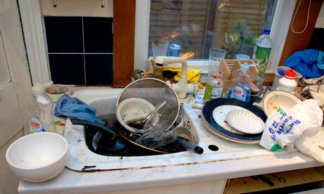 6 Dirtiest Things In Your House