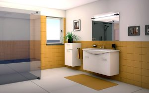 Bathroom mats and rugs